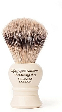 Parfüm, Parfüméria, kozmetikum Borotvapamacs, S2233 - Taylor of Old Bond Street Shaving Brush Super Badger size S