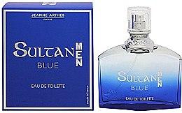 Parfüm, Parfüméria, kozmetikum Jeanne Arthes Sultan Blue for Men - Eau De Toilette