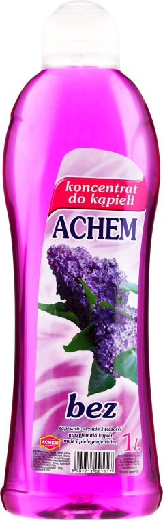 "Fürdőkoncentrátum ""Orgona"" - Achem Concentrated Bubble Bath Lilac"