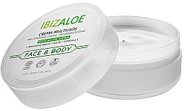 Parfüm, Parfüméria, kozmetikum Többfunkciós krém arcra és testre - Ibizaloe Multipurpose Cream