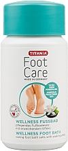 Parfüm, Parfüméria, kozmetikum Gyógyító lábfürdő készítő szer - Titania Wellness Foot Bath