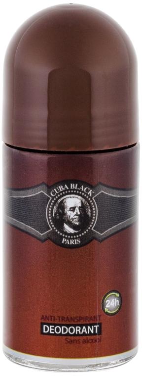 Cuba Black - Dezodor