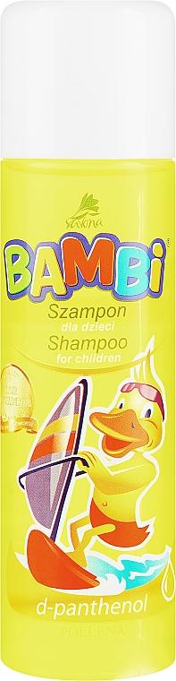 Sampon gyermekeknek - Pollena Savona Bambi D-phantenol Shampoo