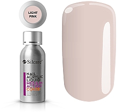 Parfüm, Parfüméria, kozmetikum Körömdiszítő akril - Silcare Nail Acrylic Liquid Medium Action Cover