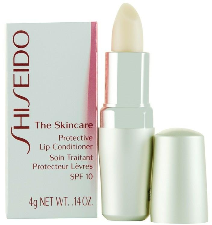 Ajakvédő balzsam - Shiseido The Skincare Protective Lip Conditioner SPF 10 — fotó N1
