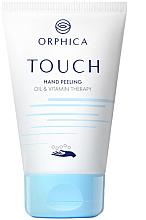 Parfüm, Parfüméria, kozmetikum Hidratáló peeling kézre - Orphica Touch Hand Peeling