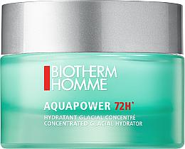 Parfüm, Parfüméria, kozmetikum Hidratáló arckrém-gél - Biotherm Homme Aquapower 72h Gel Cream
