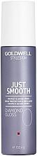 Parfüm, Parfüméria, kozmetikum Hajvédő spray fényes hajért - Goldwell Style Sign Just Smooth Diamond Gloss Protect & Shine Spray