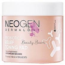Parfüm, Parfüméria, kozmetikum Hidratáló korongok probiotikummal - Neogen Dermalogy Probiotics Relief Toning Pad