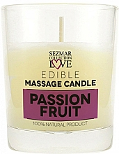 """Parfüm, Parfüméria, kozmetikum Természetes masszázs gyertya """"Marakuja"""" - Sezmar Collection Passion Fruit"""