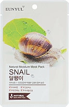 Parfüm, Parfüméria, kozmetikum Szövetmaszk csiganyállal - Eunyul Natural Moisture Mask Pack