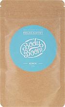 Parfüm, Parfüméria, kozmetikum Kávés testradír, kókusz - BodyBoom Coffee Scrub Coconut