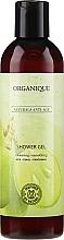 Parfüm, Parfüméria, kozmetikum Öregedésgátló regeneráló tusfürdő - Organique Naturals Anti-Age Shower Gel