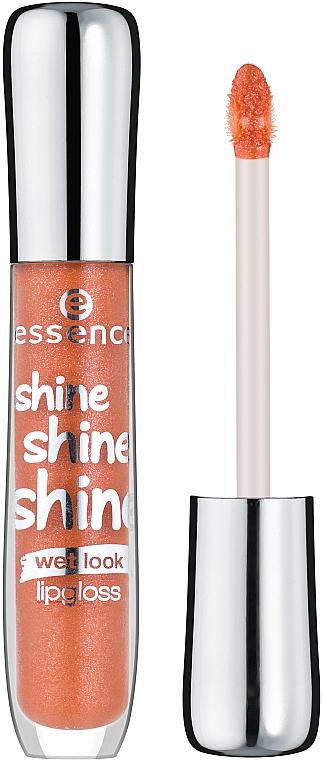 Szájfény - Essence Shine Shine Shine Lipgloss