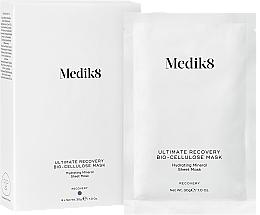 Parfüm, Parfüméria, kozmetikum Helyreállító biocellulóz maszk - Medik8 Ultimate Recovery Bio-Cellulose Mask