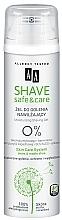 Parfüm, Parfüméria, kozmetikum Borotvagél - AA Shave Safe&Care