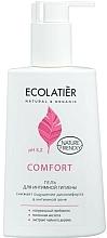 Parfüm, Parfüméria, kozmetikum Intim higiéniai gél tejsavval és probiotikummal - Ecolatier Comfort