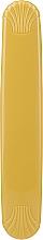 Parfüm, Parfüméria, kozmetikum Fogkefe tok, 88049, sárga - Top Choice