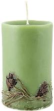 """Parfüm, Parfüméria, kozmetikum Illatgyertya """"Hegyi frissesség"""" - Bulgarian Rose Aromatherapy Candle Mountain Fresh"""