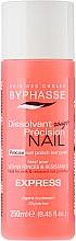 Parfüm, Parfüméria, kozmetikum Körömlakklemosó - Byphasse Nail Polish Remover Express