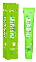 """Parfüm, Parfüméria, kozmetikum Natúr fogkrém """"Az ínybetegségek megelőzése"""" - Spasta I Am Healthy Toothpaste"""
