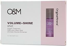 Parfüm, Parfüméria, kozmetikum Fényt és dúsítást biztosító készítmény hajra - Original & Mineral Volume + Shine Instant Shot Treatment