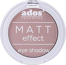 Parfüm, Parfüméria, kozmetikum Matt szemhéjfesték - Ados Matt Effect Eye Shadow