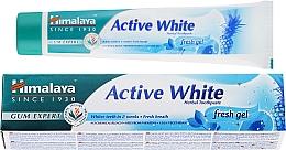 Parfüm, Parfüméria, kozmetikum Fogkrém - Himalaya Herbals Active White Fresh Gel
