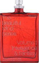 Parfüm, Parfüméria, kozmetikum Escentric Molecules The Beautiful Mind Series Intelligence & Fantasy - Eau De Toilette