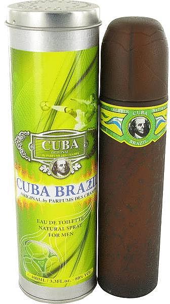 Cuba Brazil - Eau De Toilette