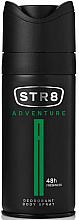 Parfüm, Parfüméria, kozmetikum STR8 Adventure Deo Spray 48H - Dezodor