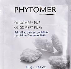 Parfüm, Parfüméria, kozmetikum Oligomer liofilizált tengervizes fürdő - Phytomer Oligomer Lyophilized Seawater Bath