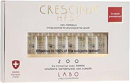 Parfüm, Parfüméria, kozmetikum Hajnövekedés helyreállító lotion-koncentrátum nőknek - Labo Crescina HFSC Re-Growth 200