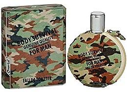 Parfüm, Parfüméria, kozmetikum Omerta Body Survival For Man - Eau De Toilette