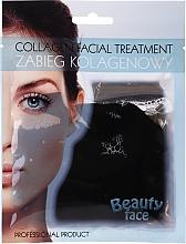 Parfüm, Parfüméria, kozmetikum Kollagén terápia csokoládéval - Beauty Face Collagen Hydrogel Mask
