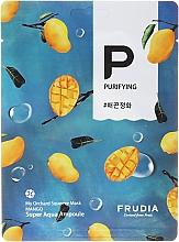 Parfüm, Parfüméria, kozmetikum Szövetmaszk mangó kivonattal - Frudia My Orchard Squeeze Mask Mango