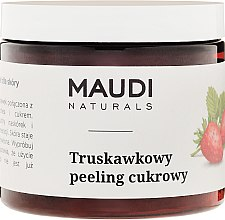 "Parfüm, Parfüméria, kozmetikum Testradír cukorral""Eper"" - Maudi"