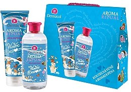 Parfüm, Parfüméria, kozmetikum Készlet - Dermacol Aroma Ritual Winter Dream (s/g/250ml + bath/foam/500ml)