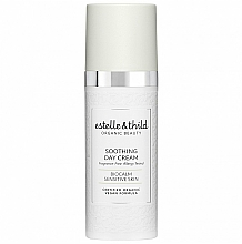 Parfüm, Parfüméria, kozmetikum Nappali nyugtató krém - Estelle & Thild BioCalm Soothing Day Cream