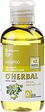 Parfüm, Parfüméria, kozmetikum Sampon hullámos és engedetlen hajra - O'Herbal