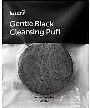 Parfüm, Parfüméria, kozmetikum Fürdőszivacs - Klairs Gentle Black Cleansing Puff