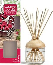 """Parfüm, Parfüméria, kozmetikum Aroma diffúzor """"Vörös málna"""" - Yankee Candle Reed Diffuser Red Raspberry"""
