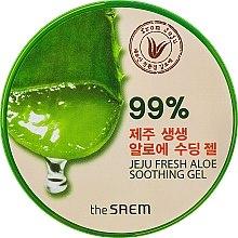 Parfüm, Parfüméria, kozmetikum Univerzális aloe verás gél - The Saem Jeju Fresh Aloe Soothing Gel 99%
