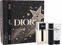 Parfüm, Parfüméria, kozmetikum Dior Xmas New Dior Homme Jewel Box - Szett (edt/100ml + edt/10ml +sh/gel/50ml)