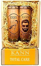 Parfüm, Parfüméria, kozmetikum Szett - Kann Total Care Man (f/d/cr/50ml + f/n/cr/50ml)