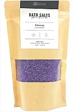 "Parfüm, Parfüméria, kozmetikum Fürdősó ""Pure Energy"", levendula - IDC Institute Bath Salts Relaxing Lavender"