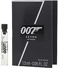 Parfüm, Parfüméria, kozmetikum James Bond 007 Seven Intense - Eau De Toilette (minta)