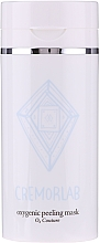 Parfüm, Parfüméria, kozmetikum Oxigén maszk - Cremorlab O2 Couture Oxygeninc Peeling Mask