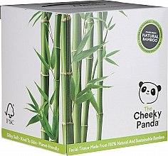 Parfüm, Parfüméria, kozmetikum Száraz bambusz arctörlőkendő, 56 db - Cheeky Panda Bamboo Facial Tissue Cube