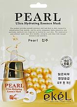 Parfüm, Parfüméria, kozmetikum Szövetmaszk gyöngyház kivonattal - Ekel Pearl Ultra Hydrating Essence Mask